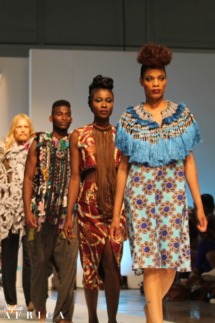 Aaugust Catwalk Africa Fashion Week London