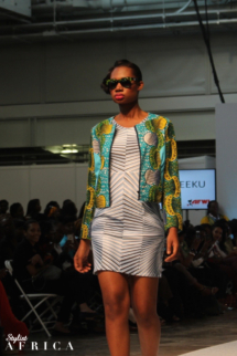 AimeeKu Africa Fashion Week London 2015